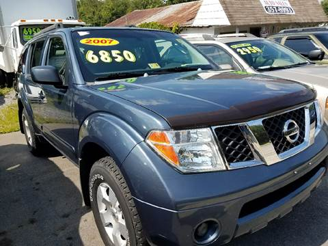 2007 Nissan Pathfinder for sale in Mount Carmel, TN