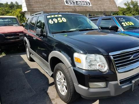 2006 Ford Explorer for sale in Mount Carmel, TN