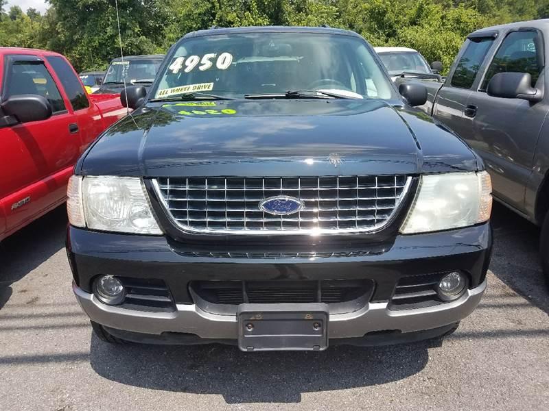 2004 Ford Explorer 4dr XLT 4WD SUV - Mount Carmel TN