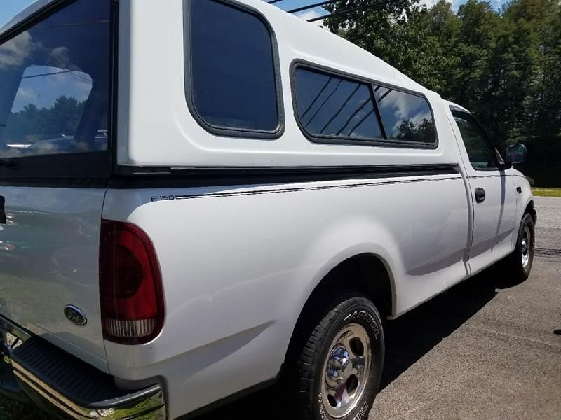 2002 Ford F-150 2dr Standard Cab XL 2WD Styleside LB - Mount Carmel TN