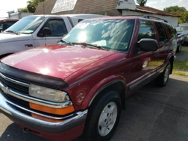1999 Chevrolet Blazer 4dr LS 4WD SUV - Mount Carmel TN