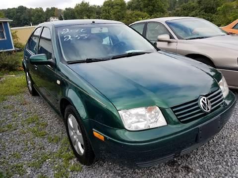 2000 Volkswagen Jetta for sale in Mount Carmel, TN