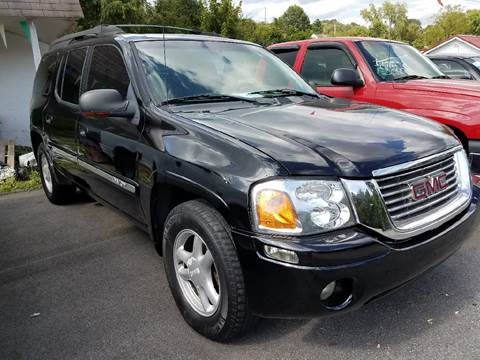 2003 GMC Envoy XL for sale in Mount Carmel, TN
