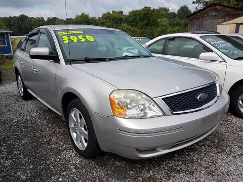 2006 Ford Five Hundred for sale in Mount Carmel, TN