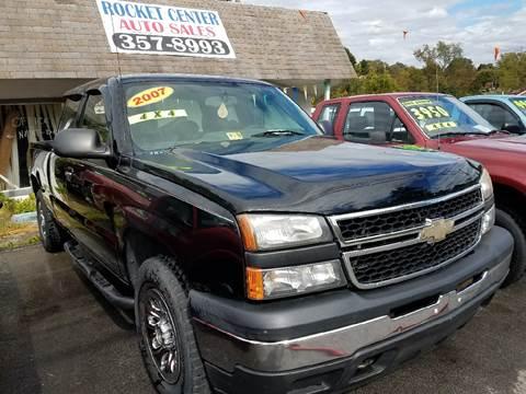 2007 Chevrolet Silverado 1500 Classic for sale in Mount Carmel, TN