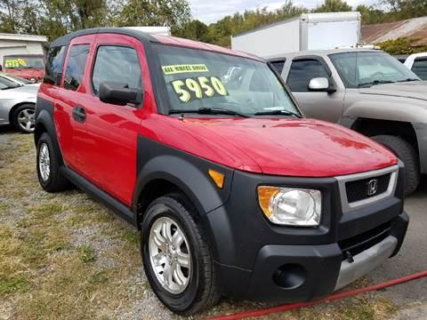 2005 Honda Element for sale in Mount Carmel, TN