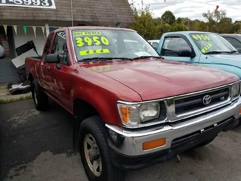 1992 Toyota Pickup for sale in Mount Carmel, TN