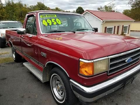 1989 Ford F-150 for sale in Mount Carmel, TN