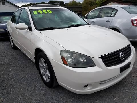 2006 Nissan Altima for sale in Mount Carmel, TN