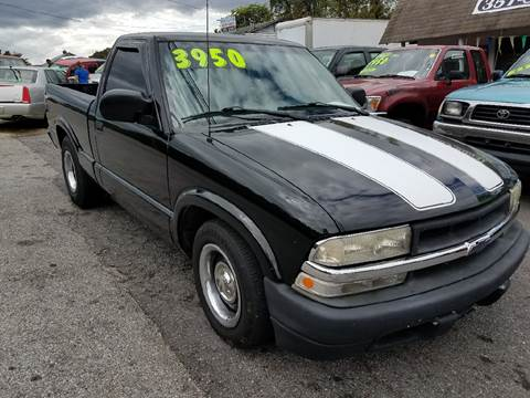 1999 Chevrolet S-10 for sale in Mount Carmel, TN