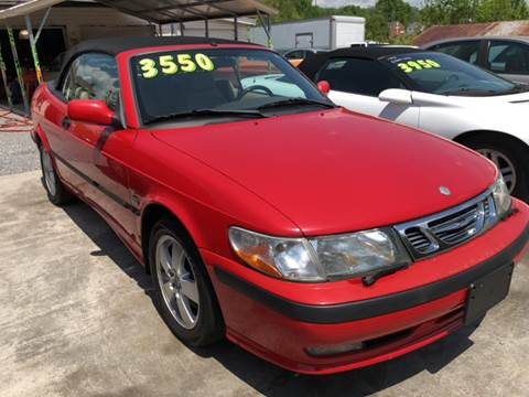 2002 Saab 9-3 for sale in Mount Carmel, TN
