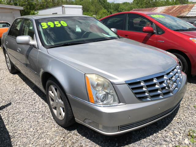 2006 cadillac dts luxury i 4dr sedan in mount carmel tn rocket center auto sales. Black Bedroom Furniture Sets. Home Design Ideas