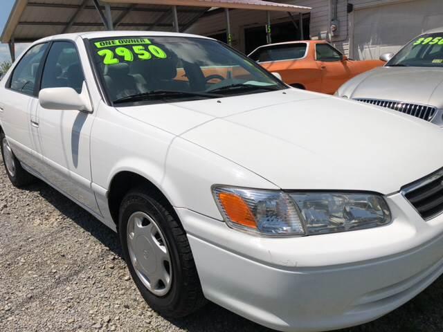 2000 Toyota Camry CE 4dr Sedan   Mount Carmel TN
