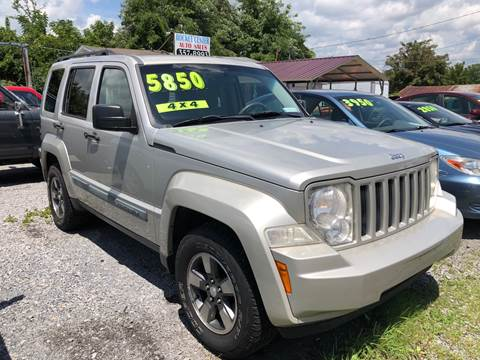 2008 Jeep Liberty for sale in Mount Carmel, TN