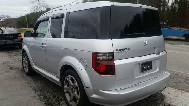 2007 Honda Element SC 4dr SUV 5M - Mount Carmel TN