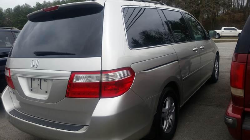2007 Honda Odyssey EX 4dr Mini-Van - Mount Carmel TN