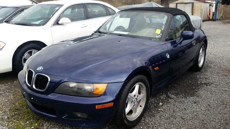 1997 BMW Z3 1.9 2dr Convertible - Mount Carmel TN