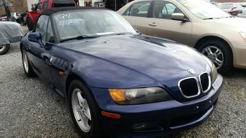 1997 BMW Z3 for sale in Mount Carmel, TN