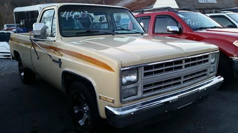 1985 Chevrolet C10 - Hot Rod Network