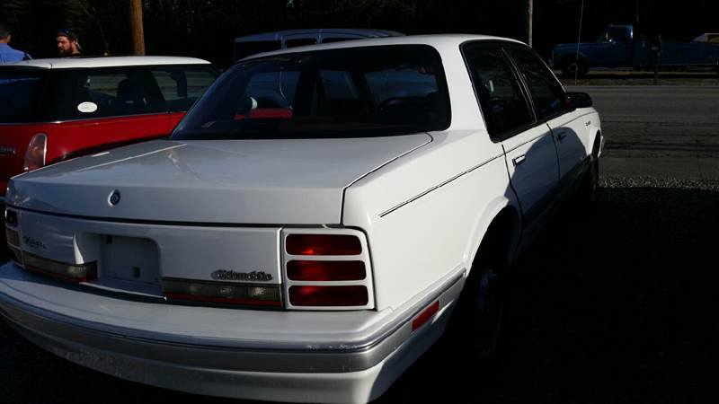 1993 Oldsmobile Cutlass Ciera S 4dr Sedan - Mount Carmel TN