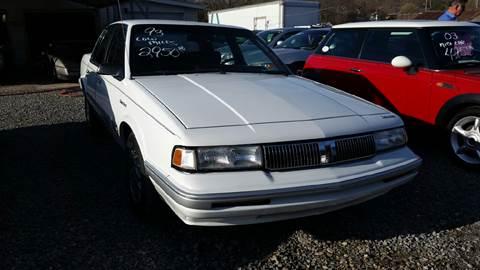 1993 Oldsmobile Cutlass Ciera for sale in Mount Carmel, TN