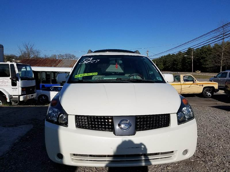 2004 Nissan Quest 3.5 SL 4dr Mini-Van - Mount Carmel TN