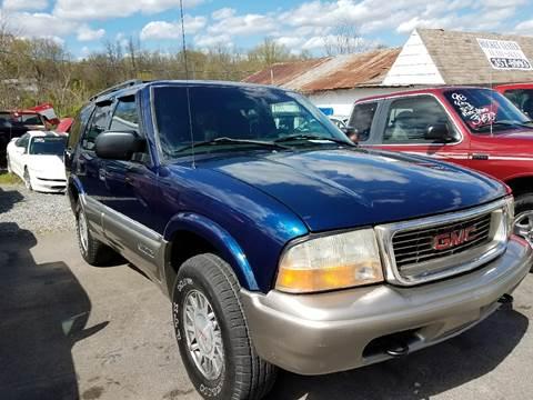 2001 GMC Jimmy for sale in Mount Carmel, TN