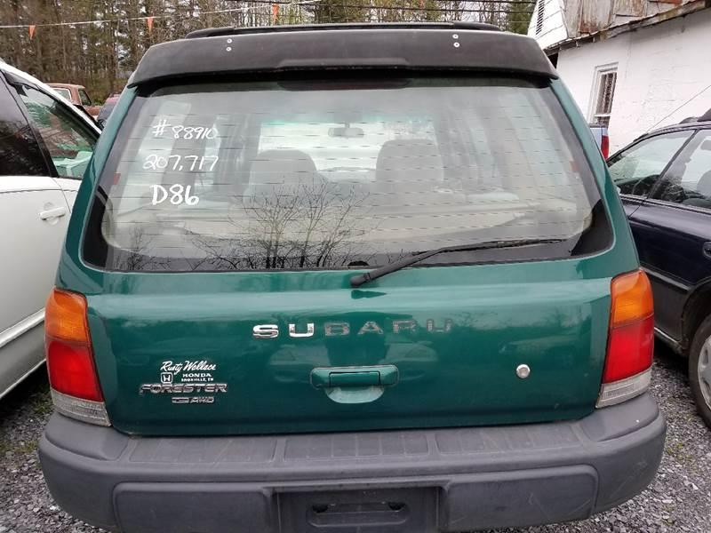 1999 Subaru Forester AWD L 4dr Wagon - Mount Carmel TN