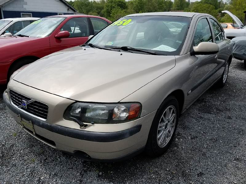 2003 Volvo S60 2.4 4dr Sedan - Mount Carmel TN