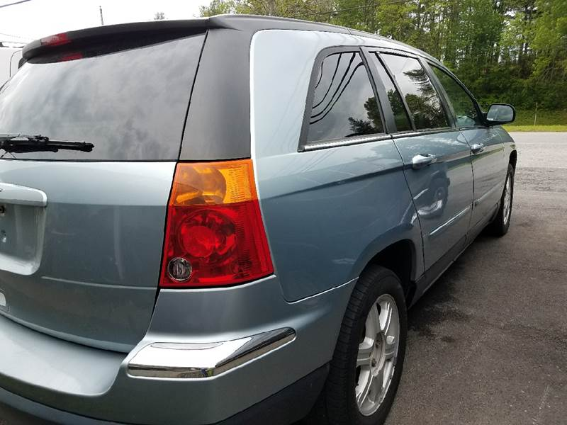 2004 Chrysler Pacifica Fwd 4dr Wagon - Mount Carmel TN