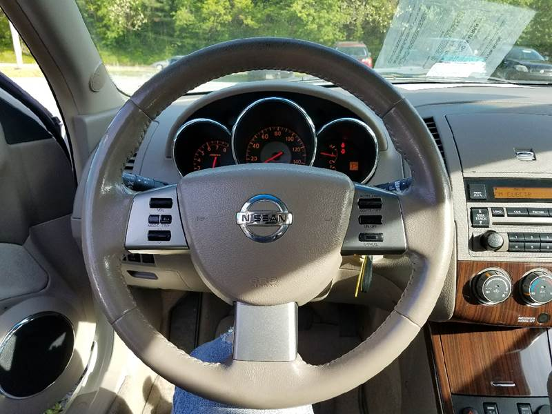 2006 Nissan Altima 2.5 SL 4dr Sedan - Mount Carmel TN