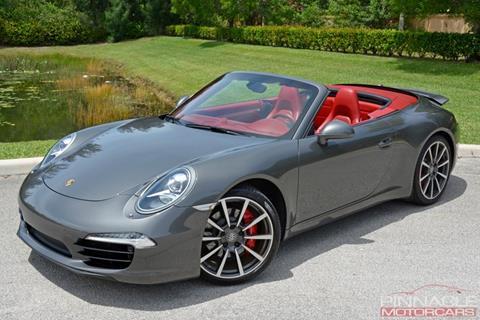 2013 Porsche 911 for sale in Royal Palm Beach, FL