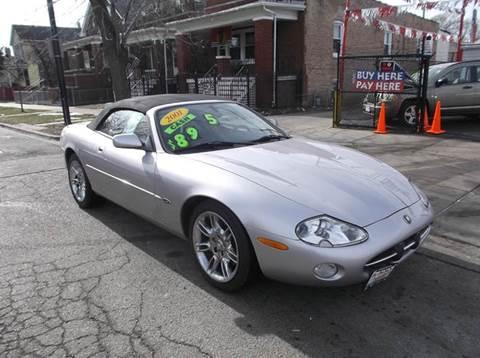 2001 Jaguar XK-Series for sale in Cicero, IL