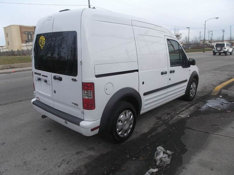 2012 Ford Transit Connect Cargo Van XLT 4dr Mini w/Rear Glass - Melrose Park IL