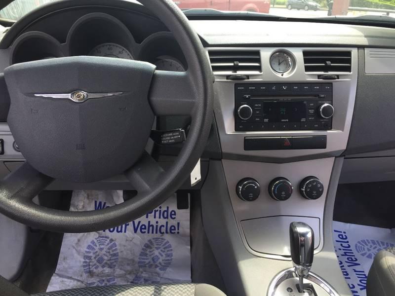 2008 Chrysler Sebring LX 2dr Convertible - Melrose Park IL