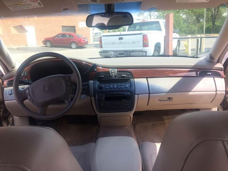 2005 Cadillac DeVille 4dr Sedan - Melrose Park IL