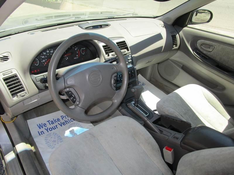 2001 Nissan Maxima GLE 4dr Sedan - Melrose Park IL