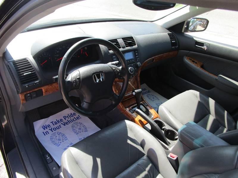 2003 Honda Accord EX V-6 4dr Sedan - Melrose Park IL