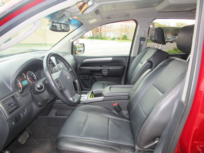 2009 Nissan Armada 4x4 SE 4dr SUV - Melrose Park IL