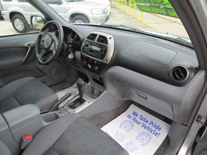 2003 Toyota RAV4 AWD 4dr SUV - Melrose Park IL