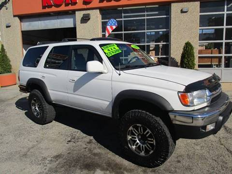 2002 Toyota 4Runner for sale in Cicero, IL