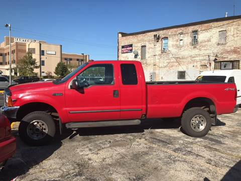 2000 Ford F-350 Super Duty for sale in Cicero, IL
