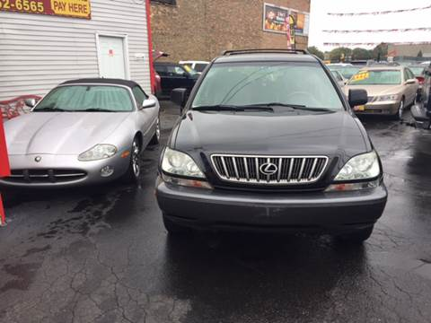 2002 Lexus RX 300 for sale in Cicero, IL