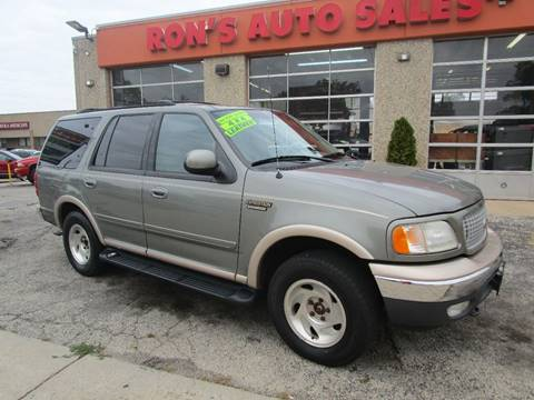1999 Ford Expedition for sale in Cicero, IL
