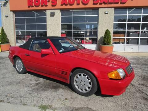 1992 Mercedes-Benz 500-Class for sale in Cicero, IL