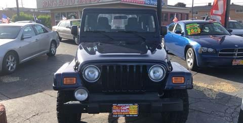 2006 Jeep Wrangler for sale in Cicero, IL