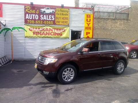 2009 Ford Edge for sale in Cicero, IL