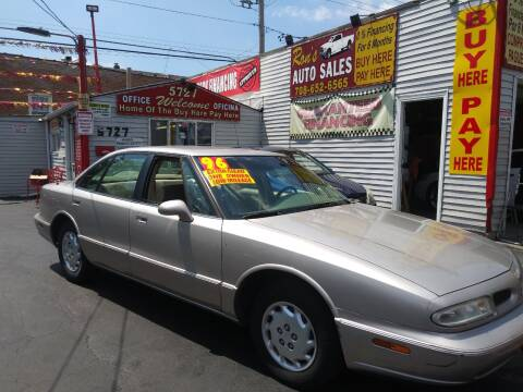 1996 Oldsmobile Eighty-Eight for sale at RON'S AUTO SALES INC in Cicero IL