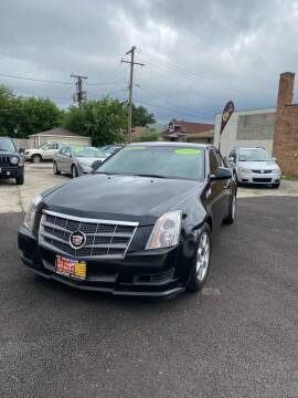 2008 Cadillac CTS for sale at RON'S AUTO SALES INC - MAYWOOD in Maywood IL