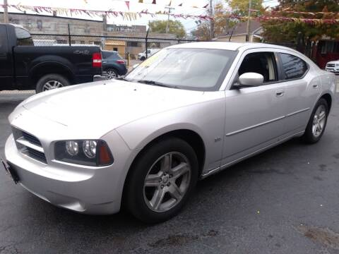 2010 Dodge Charger for sale at RON'S AUTO SALES INC in Cicero IL